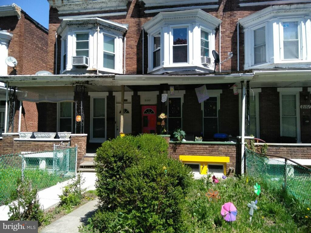 Single Family for Sale at 2153 Chelsea Ter Baltimore, Maryland 21216 United States