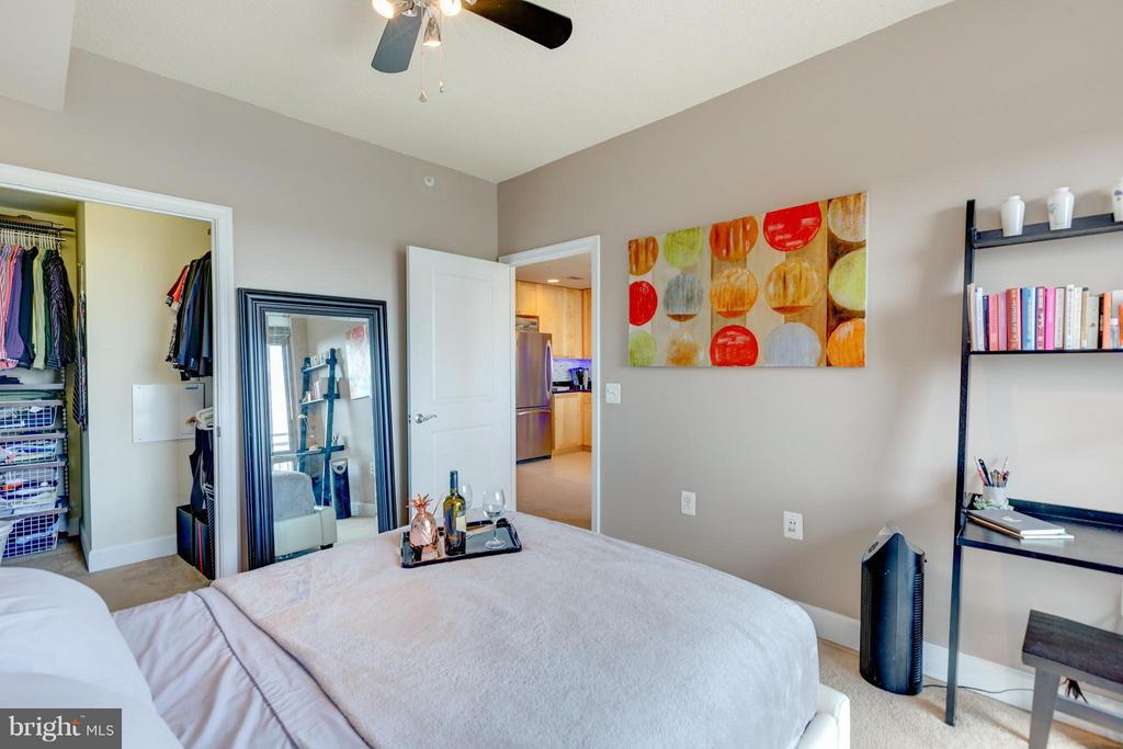 Bedroom (Master) - 3600 GLEBE RD #921W, ARLINGTON
