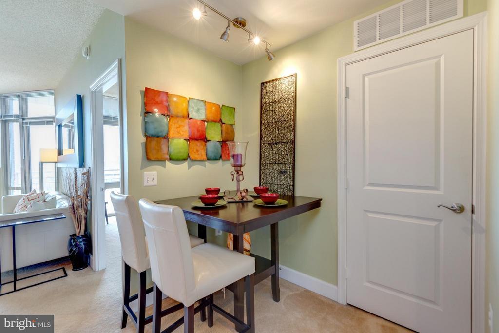 Dining Room - 3600 GLEBE RD #921W, ARLINGTON
