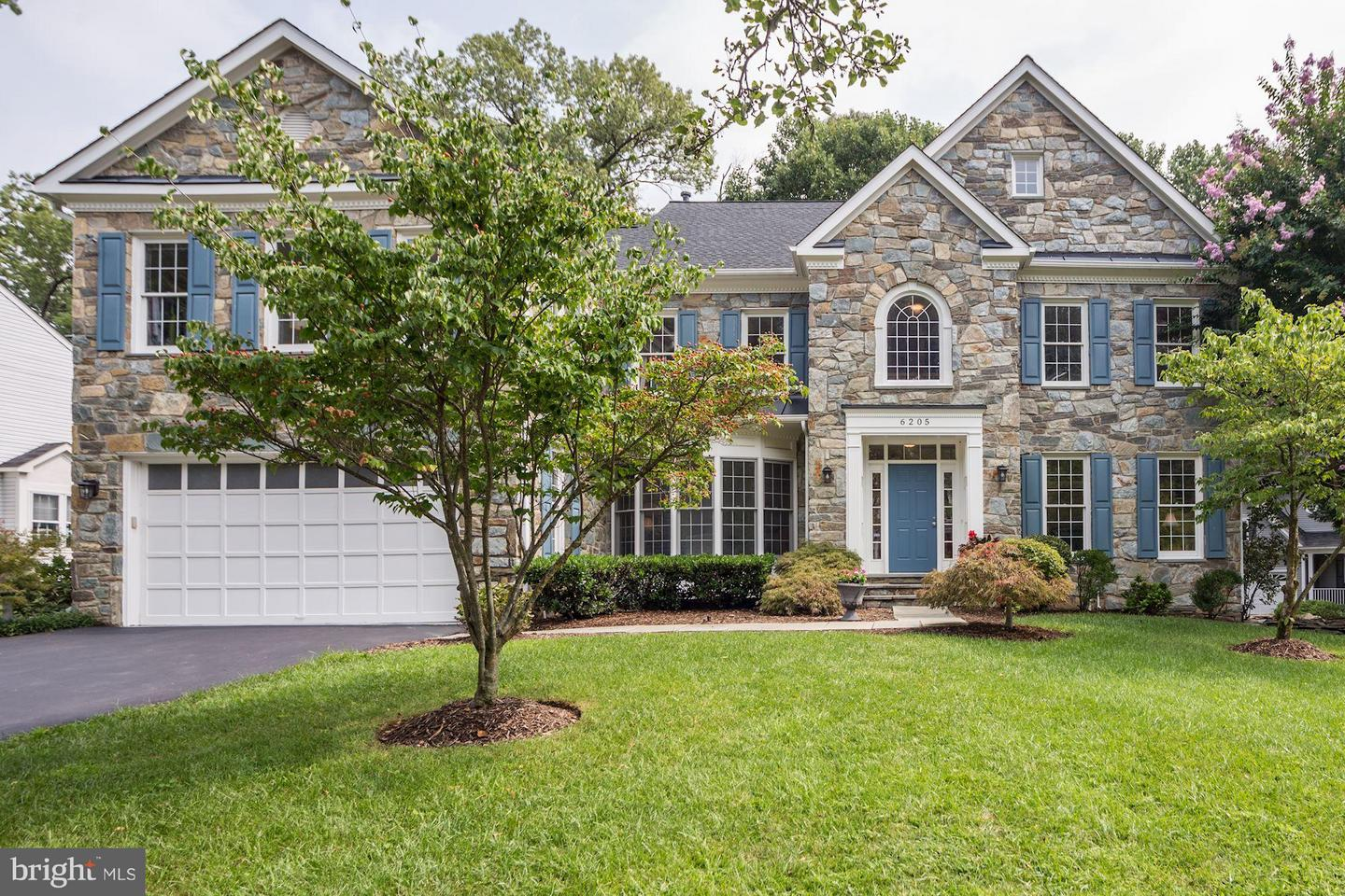 Single Family Home for Sale at 6205 Cardinal Brook Court 6205 Cardinal Brook Court Springfield, Virginia 22152 United States