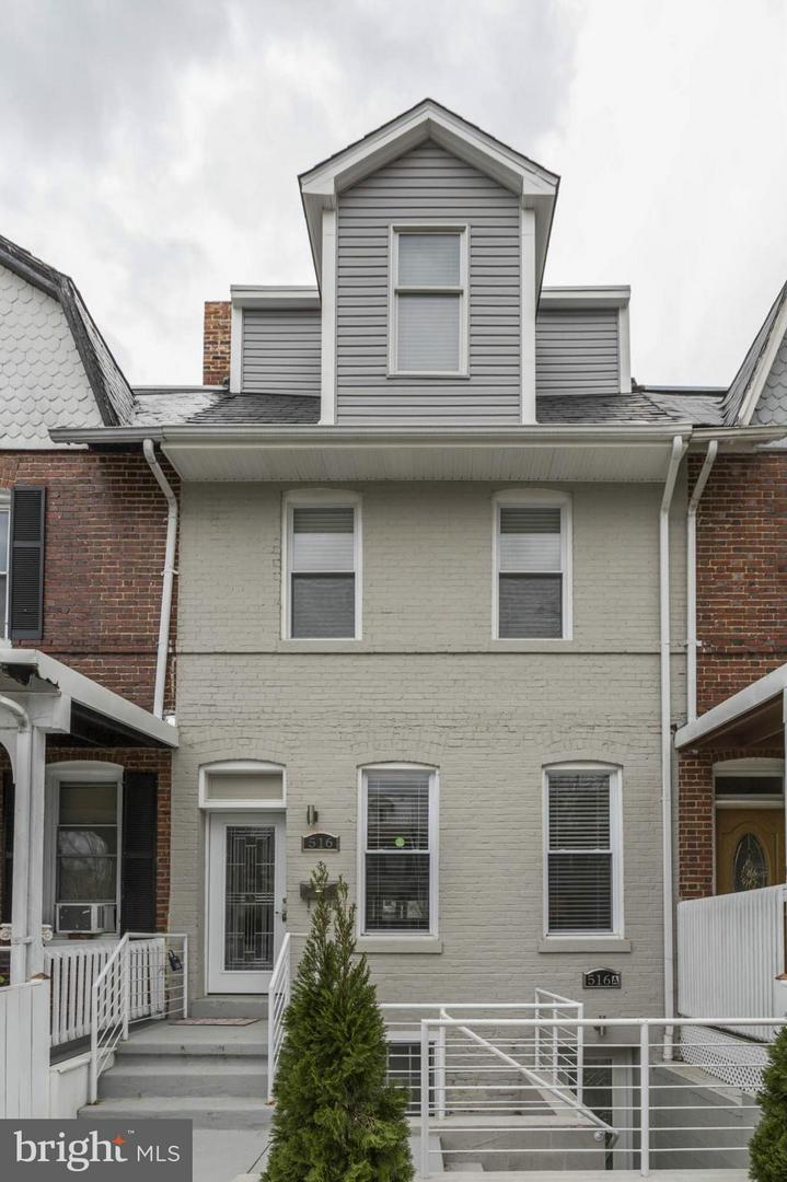 Additional photo for property listing at 516 Shepherd St NW #2 516 Shepherd St NW #2 Washington, District Of Columbia 20011 United States