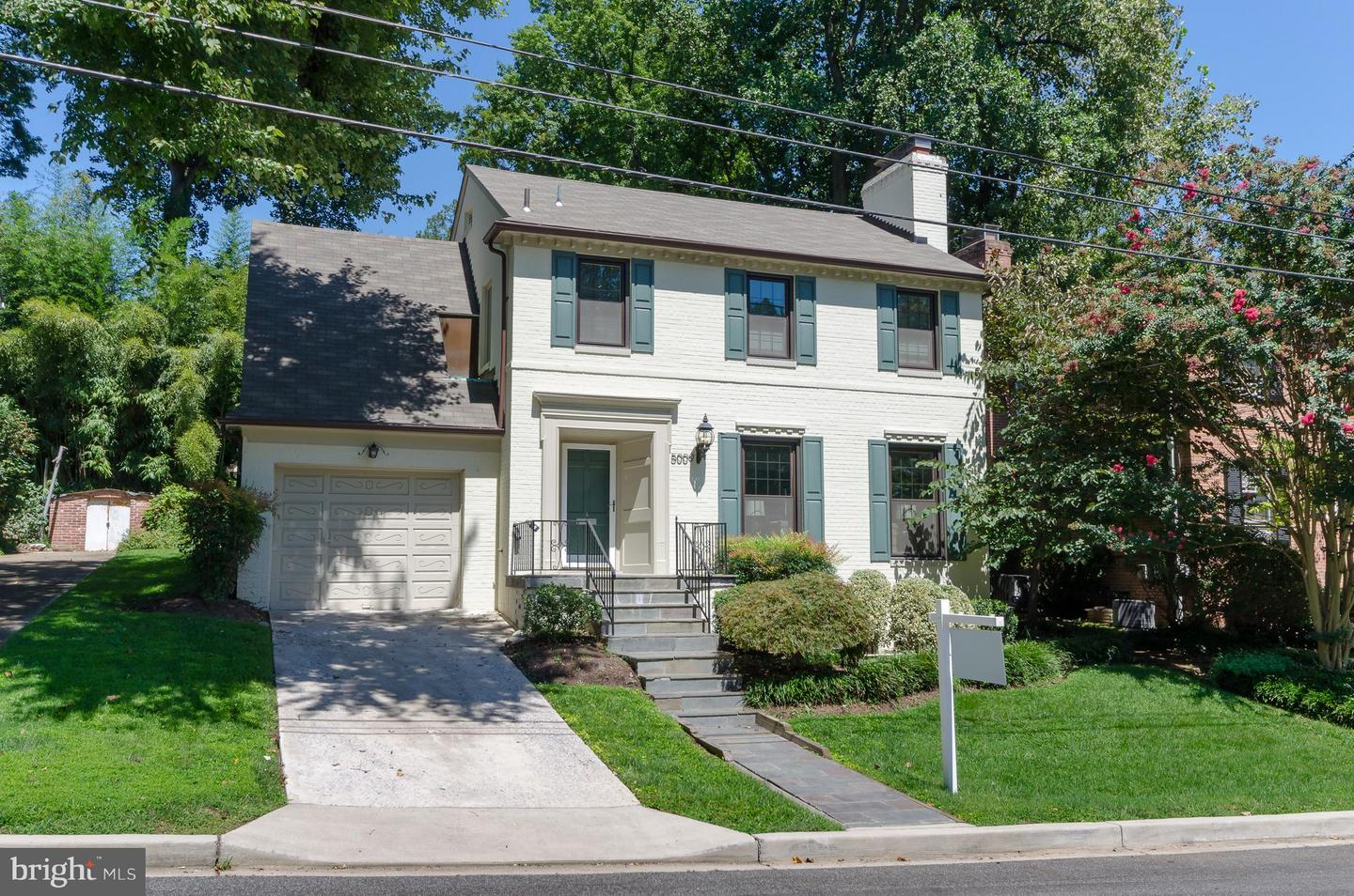 Single Family for Sale at 5009 Hawthorne Pl NW Washington, District Of Columbia 20016 United States