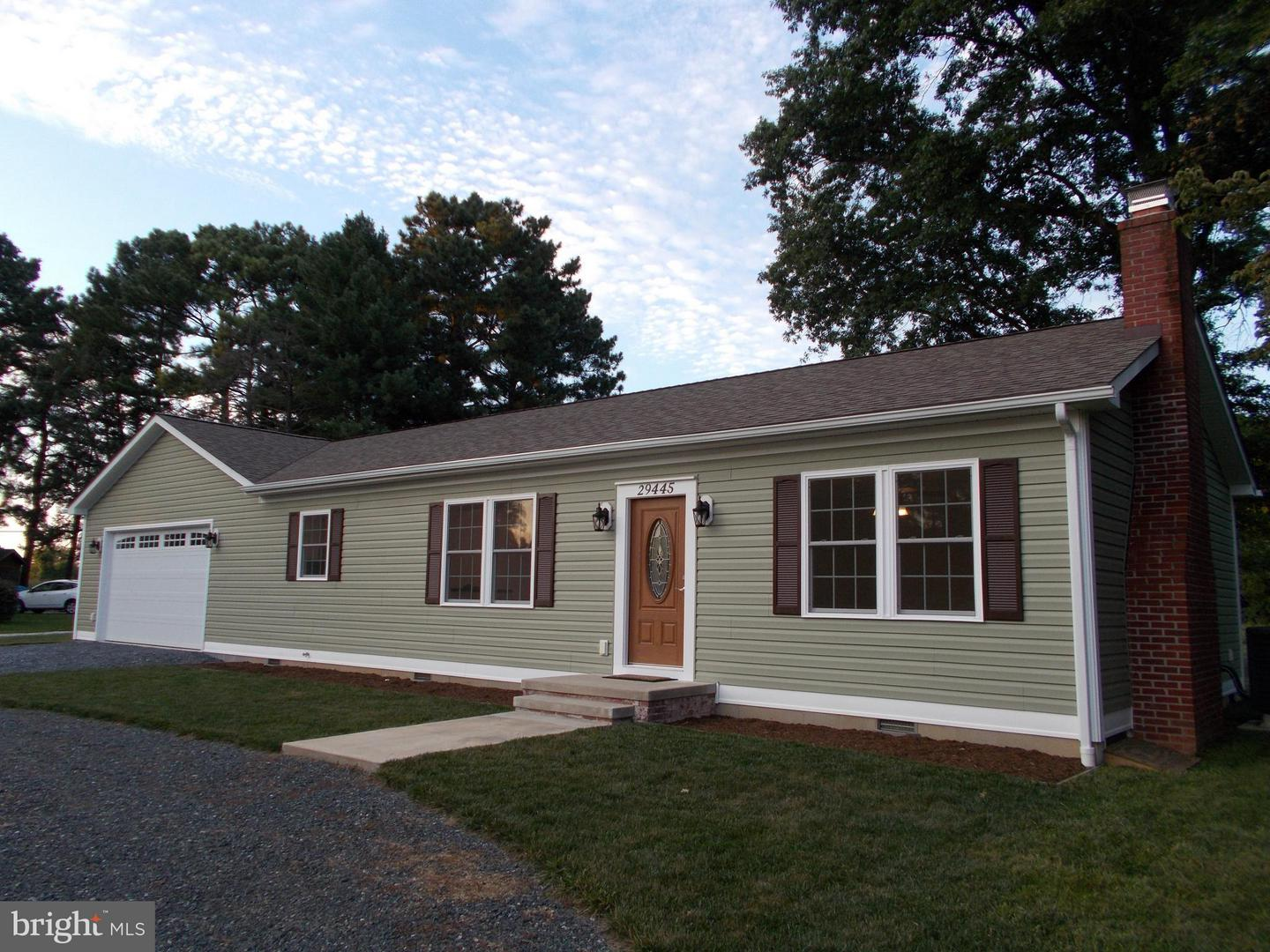 Single Family for Sale at 29445 Hawkes Hill Rd Easton, Maryland 21601 United States