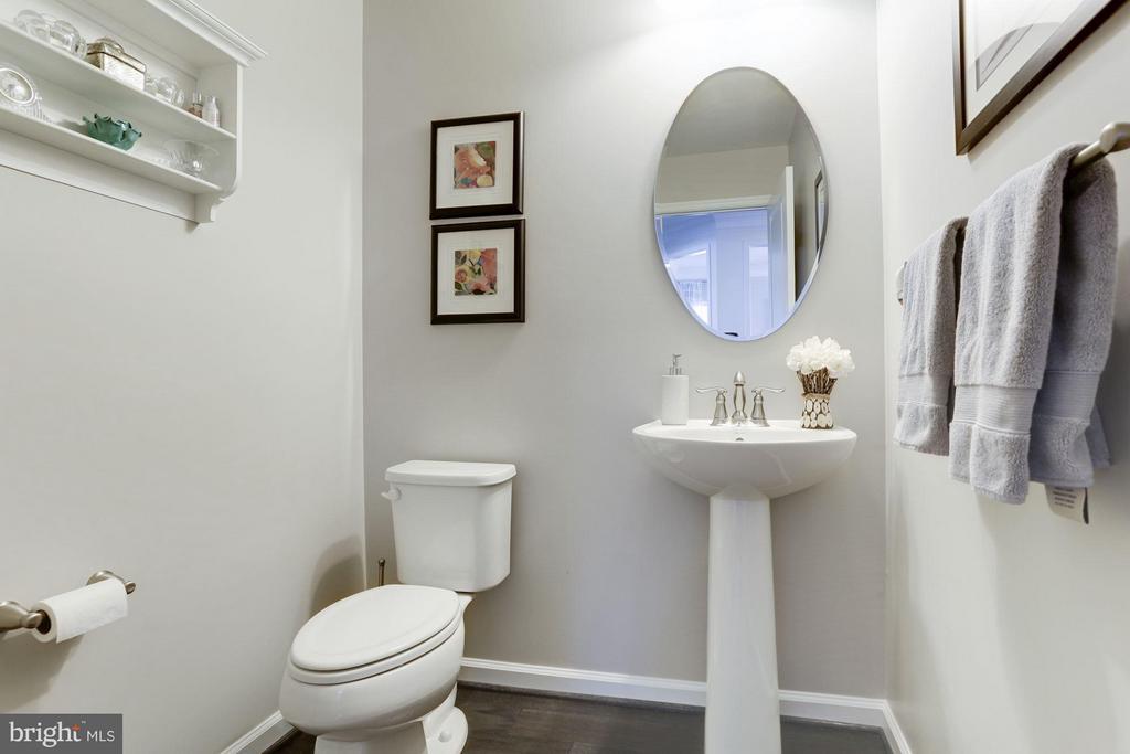 First Floor Guest Bath - 4426 CAMLEY WAY, BURTONSVILLE