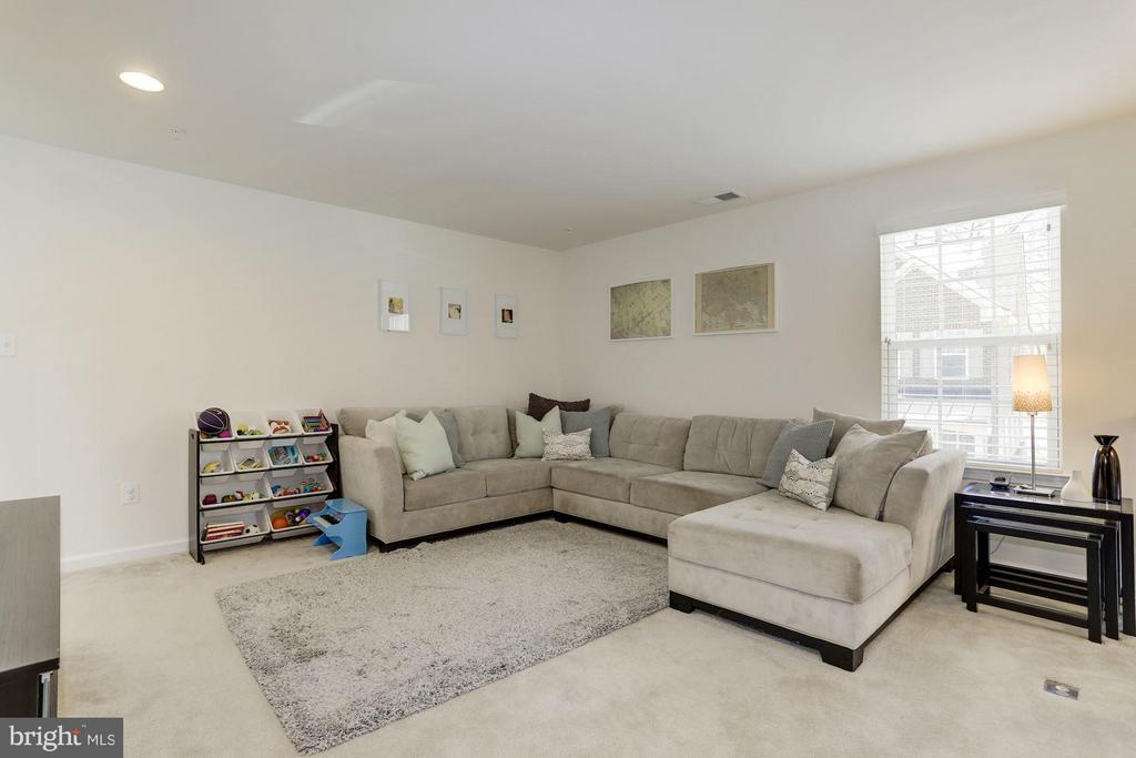 Second Floor Family Room - 4426 CAMLEY WAY, BURTONSVILLE