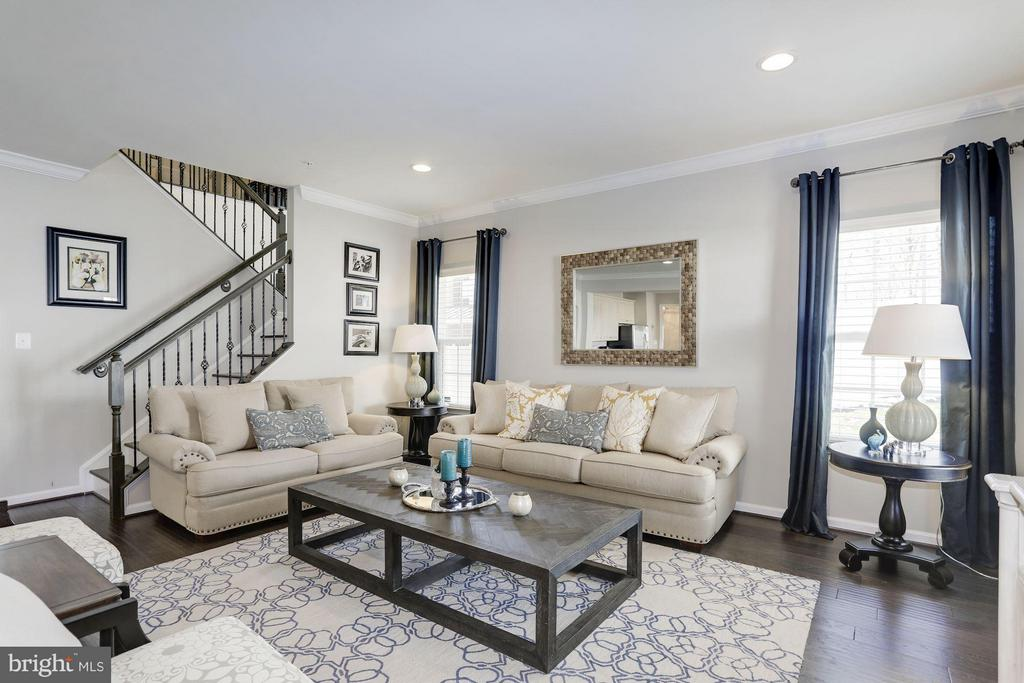 Family Room - 4426 CAMLEY WAY, BURTONSVILLE