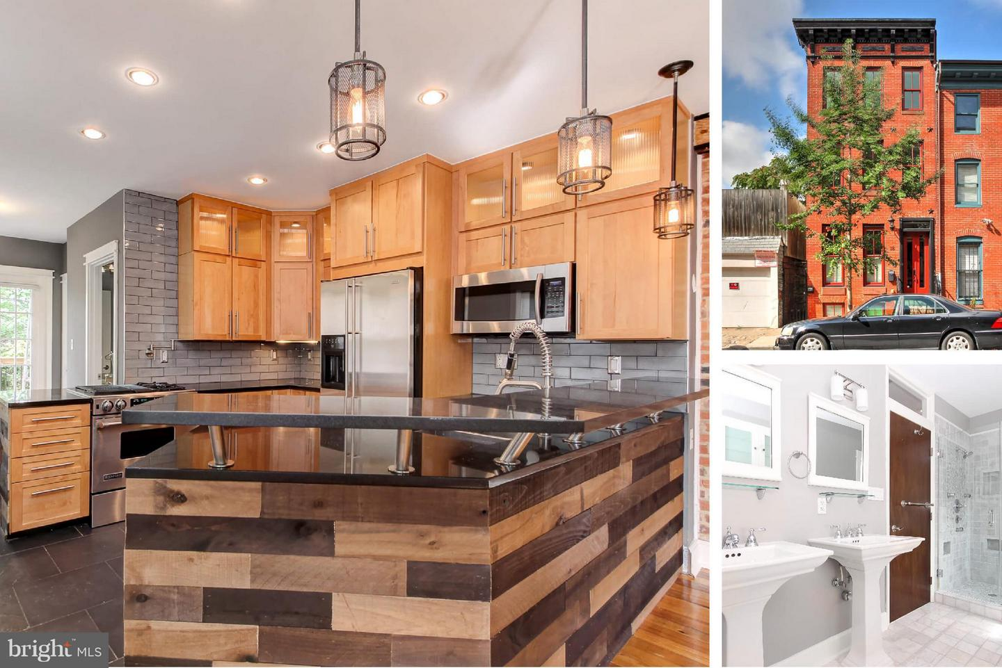 Single Family for Sale at 18 Wolfe St S Baltimore, Maryland 21231 United States