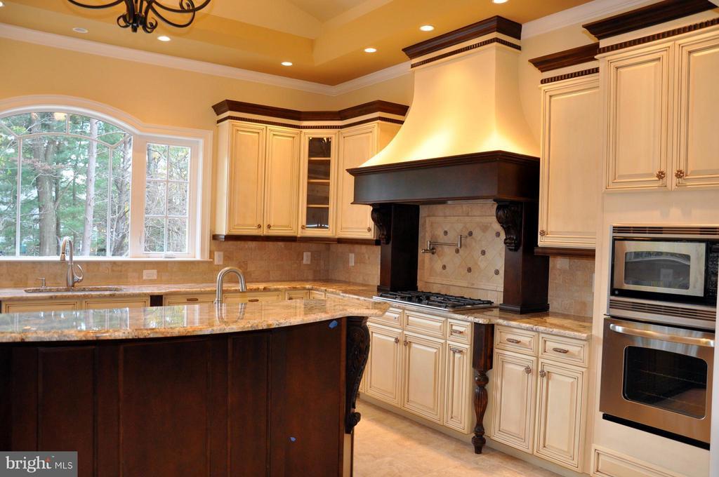 Kitchen - 8604 BROOK RD, MCLEAN