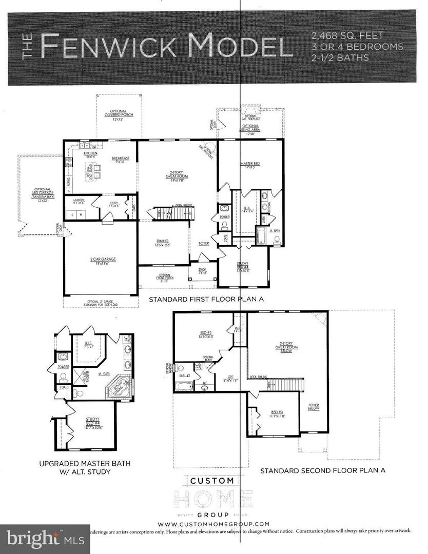 Additional photo for property listing at 1 Arc Rd  Conowingo, Maryland 21918 United States
