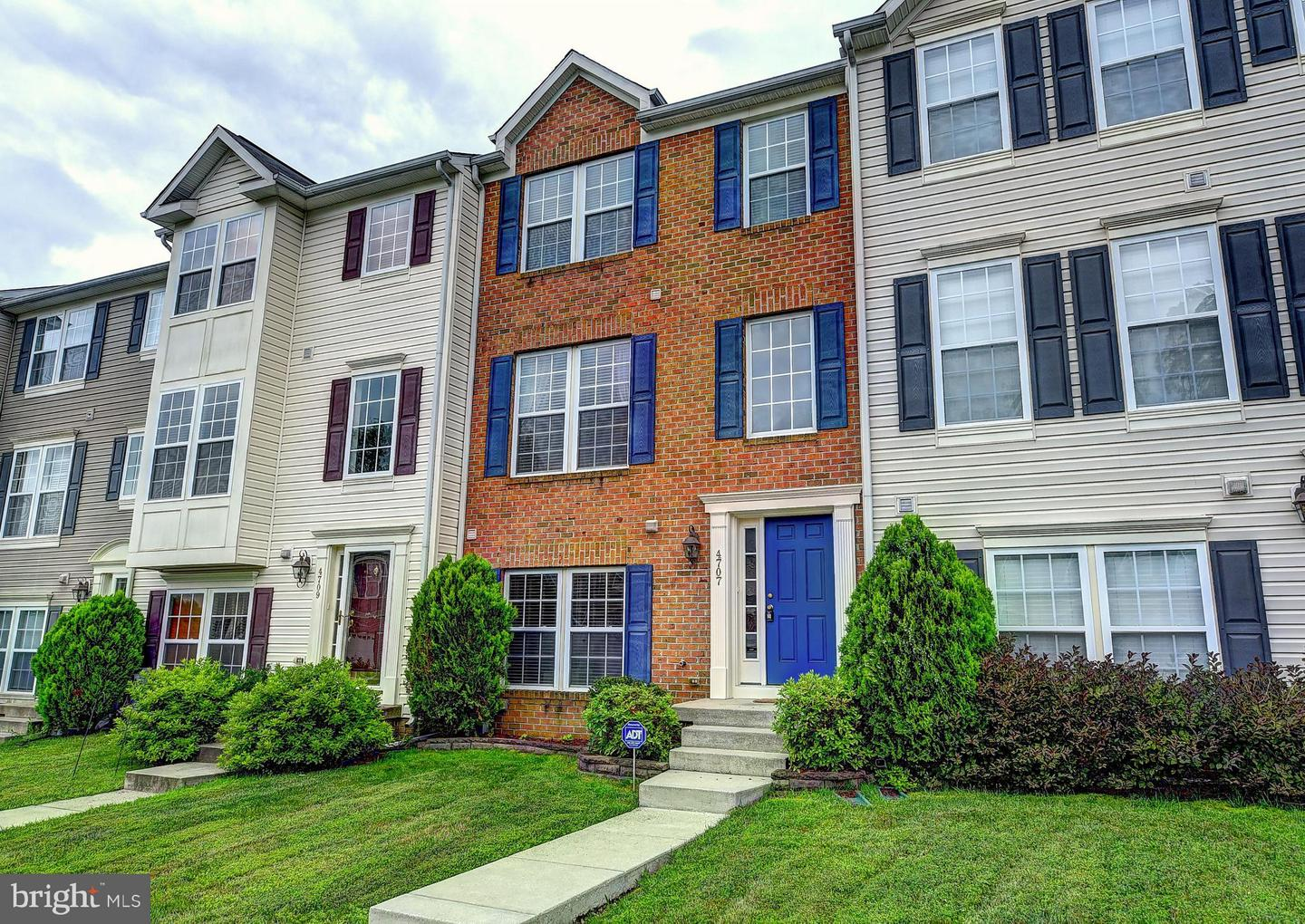 Other Residential for Rent at 4707 Witchhazel Way Aberdeen, Maryland 21001 United States