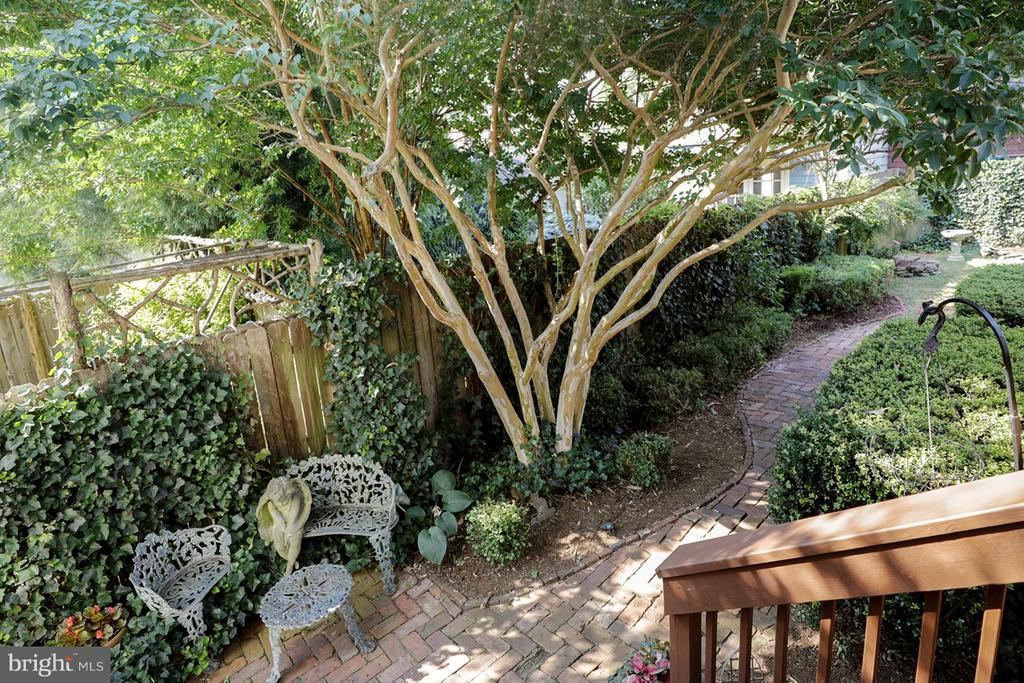 One of Annapolis' Most Beautiful Hidden Gardens - 191 PRINCE GEORGE ST, ANNAPOLIS