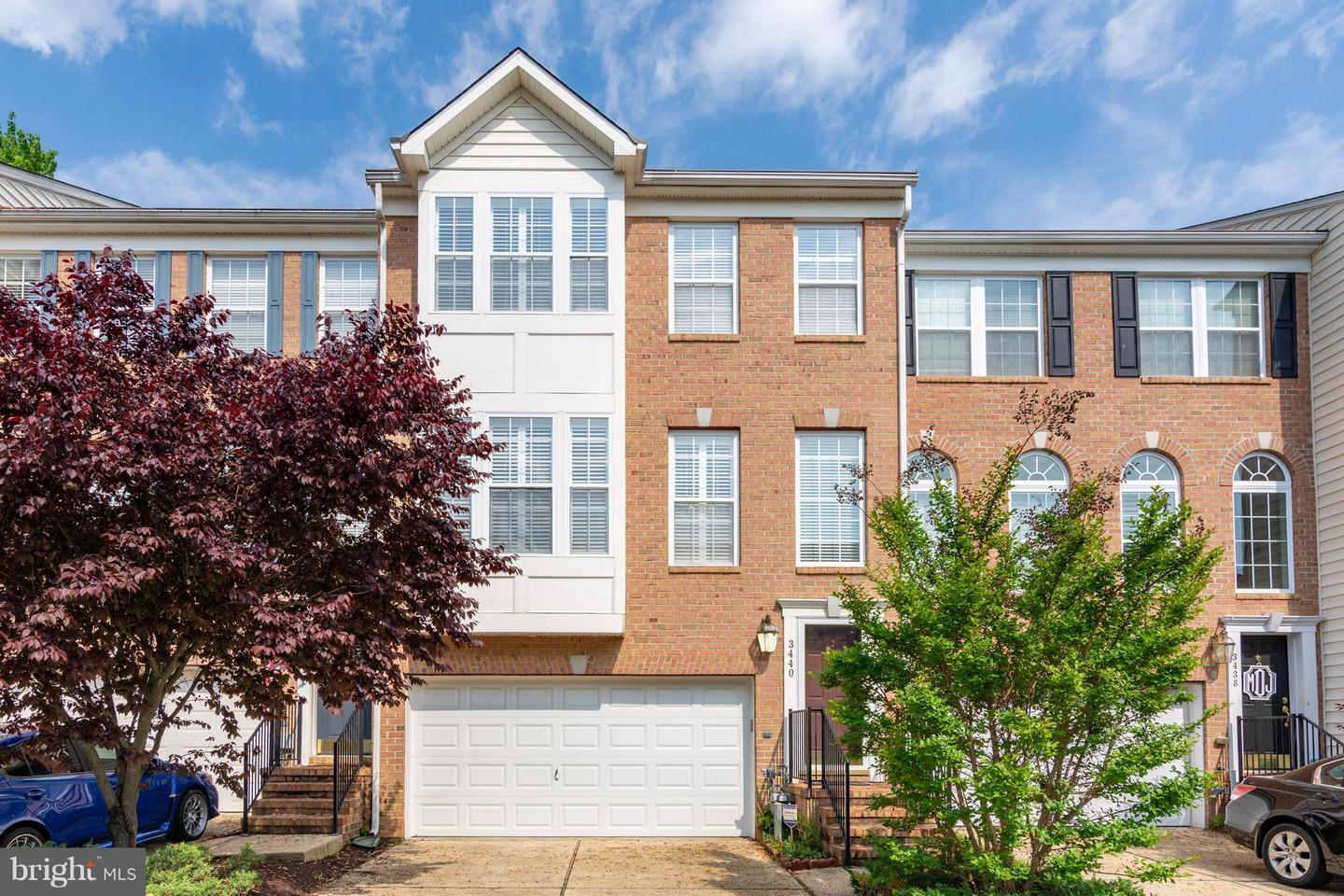 Single Family for Sale at 3440 Dental Ct Edgewater, Maryland 21037 United States