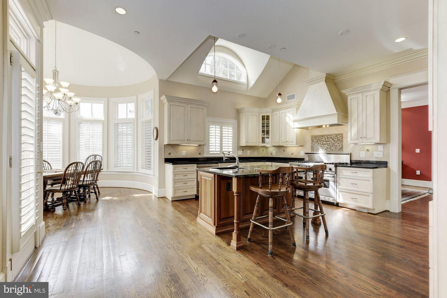 Single Family Home for Sale at 116 Melrose St E 116 Melrose St E Chevy Chase, Maryland 20815 United States