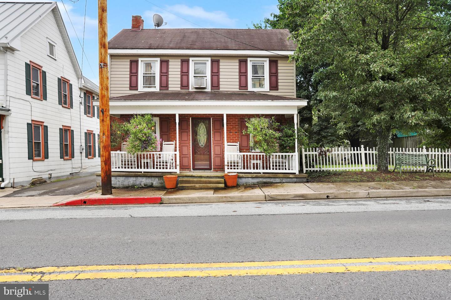 Single Family for Sale at 222 Main St W Sharpsburg, Maryland 21782 United States