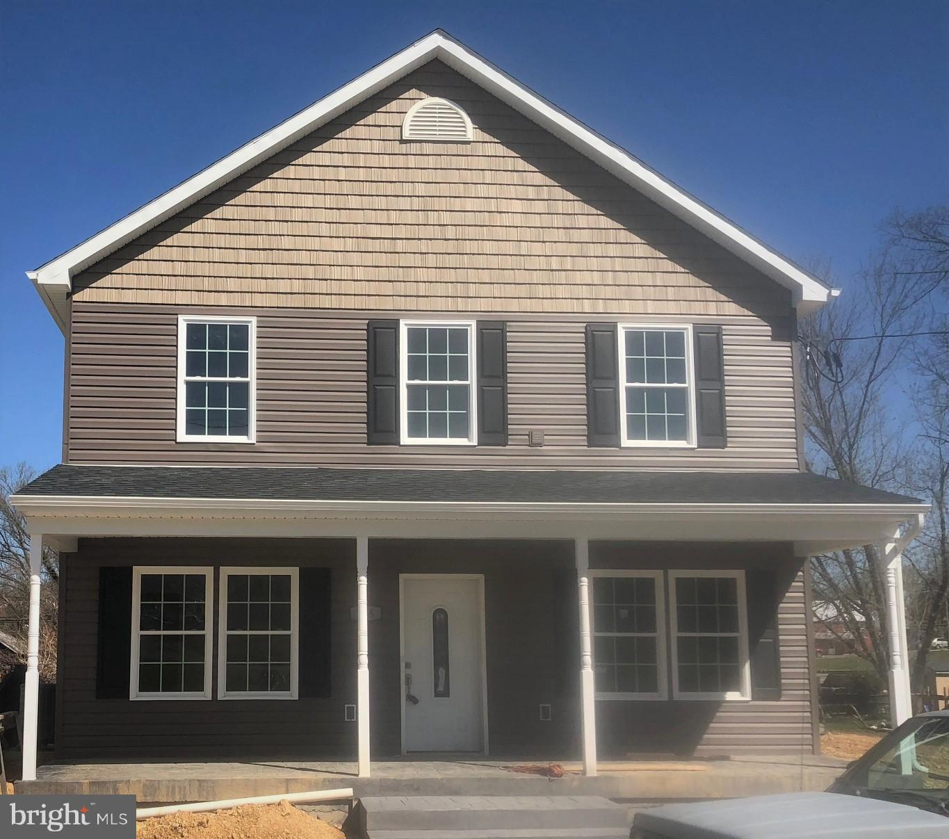 Single Family for Sale at 20504 Gathland Trl Rohrersville, Maryland 21779 United States