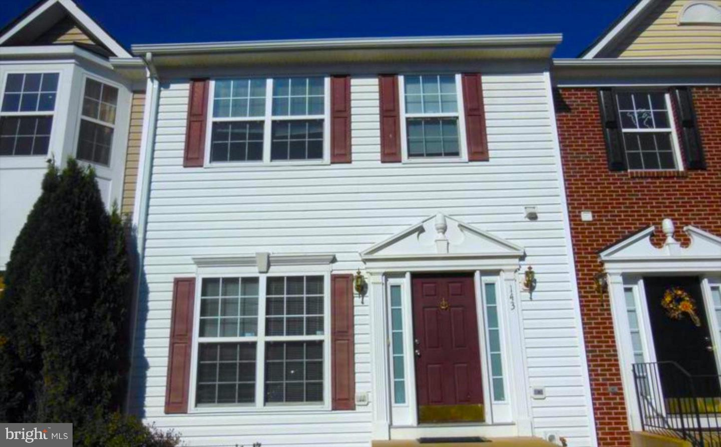 Other Residential for Rent at 143 Arla Ct Stafford, Virginia 22554 United States