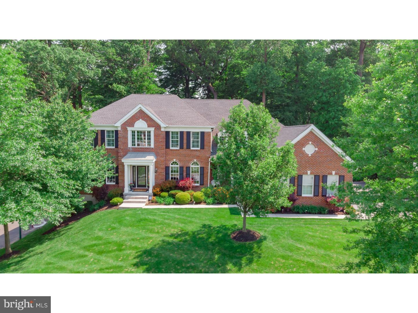 Single Family Home For Rent At 109 BERWICK Drive West Chester, Pennsylvania  19382 United States