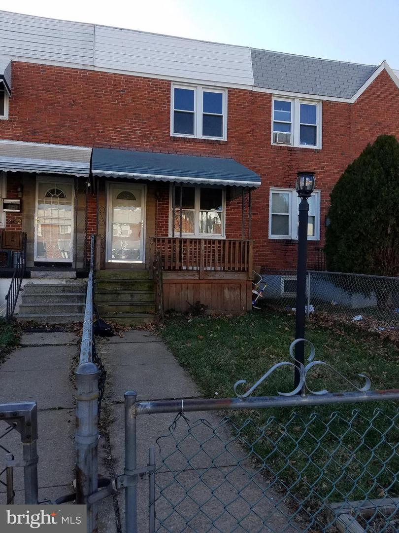Single Family for Sale at 2040 Harman Ave Baltimore, Maryland 21230 United States