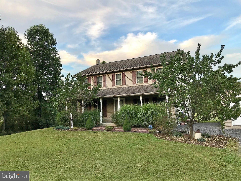 独户住宅 为 销售 在 141 COVERED BRIDGE Road Pine Grove, 宾夕法尼亚州 17963 美国