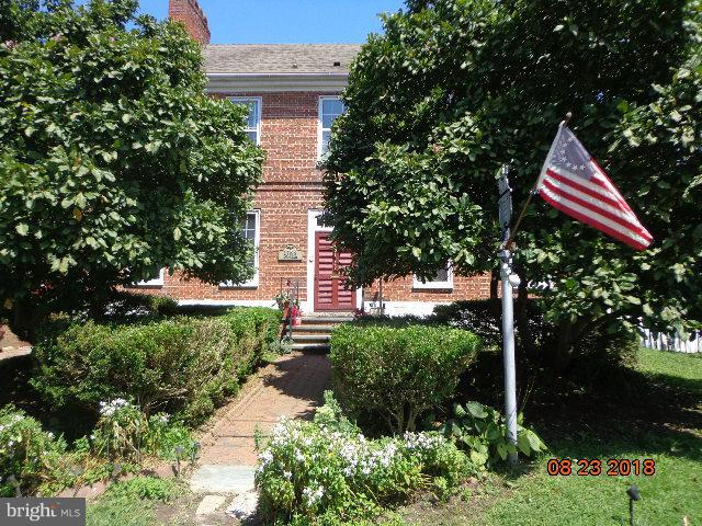 Single Family for Sale at 316 Market St Charlestown, Maryland 21914 United States