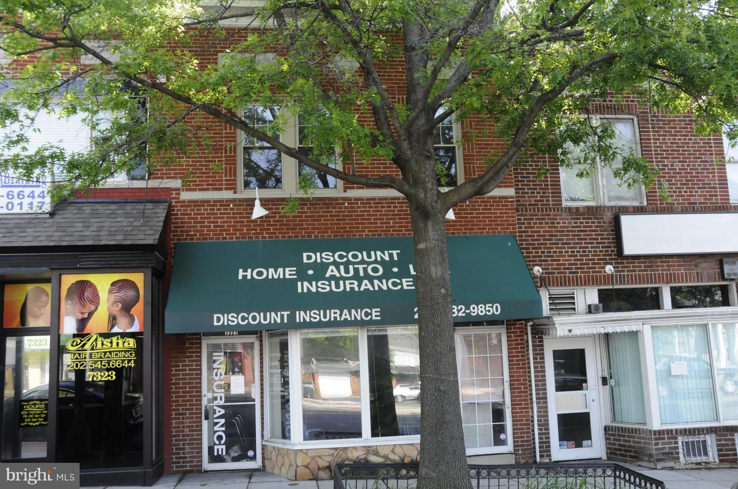 Commercial for Sale at 7321 Georgia Ave NW Washington, District Of Columbia 20012 United States