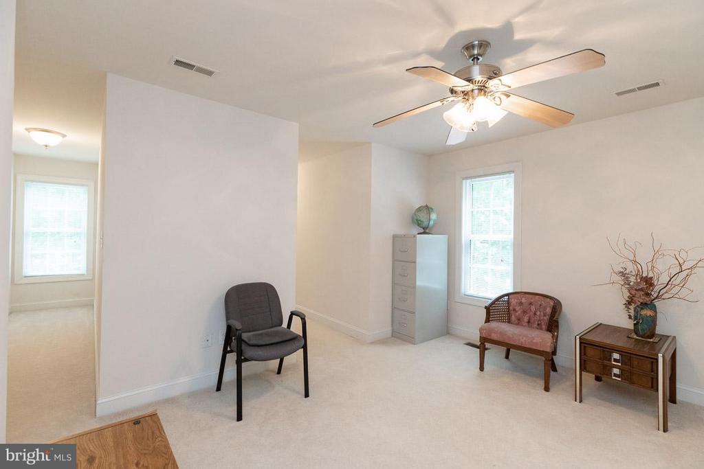 Bedroom 4 has bath next to bedroom - 13208 CHANDLER CT, FREDERICKSBURG