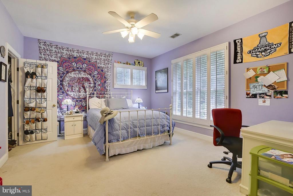 Bedroom 4 - 11305 PEACOCK HILL WAY, GREAT FALLS