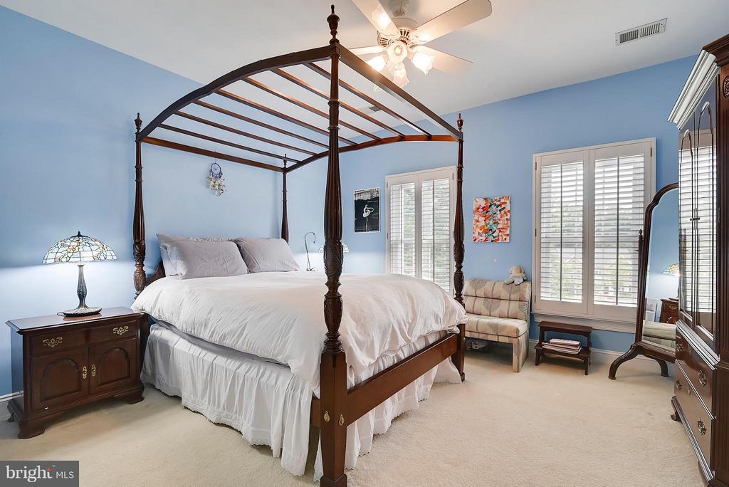 Bedroom 3 - 11305 PEACOCK HILL WAY, GREAT FALLS