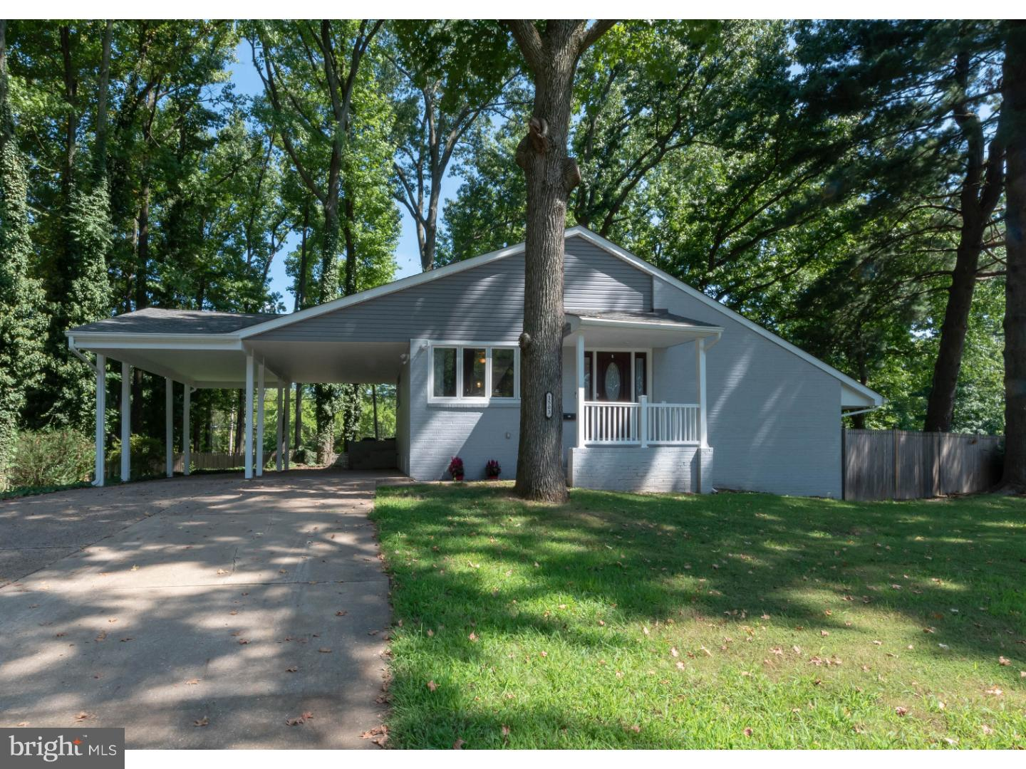 Photo of home for sale at 1503 Athens Road, Wilmington DE