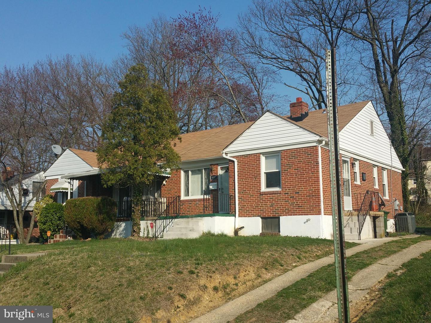 Other Residential for Rent at 5017 Plymouth Rd Baltimore, Maryland 21214 United States
