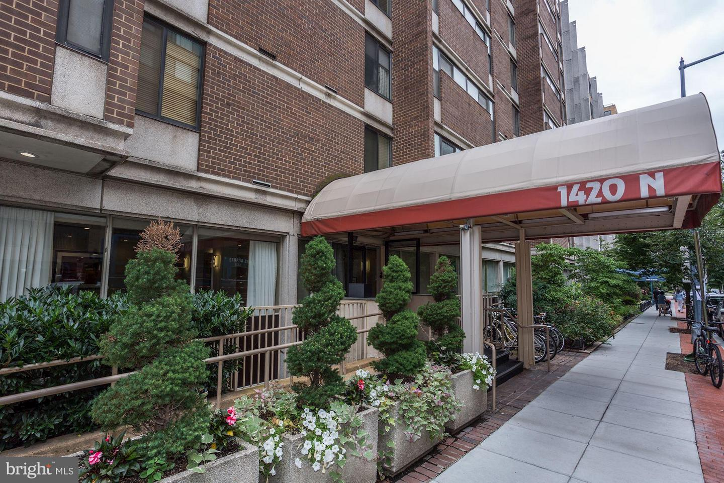 Additional photo for property listing at 1420 N St NW #t5/Suite 9 Washington, District Of Columbia 20005 United States