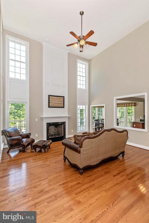 Family Room - 6327 MEANDERING WOODS CT, FREDERICK