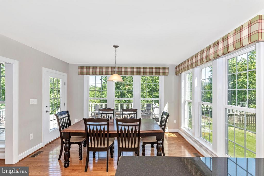 Morning room. - 6327 MEANDERING WOODS CT, FREDERICK