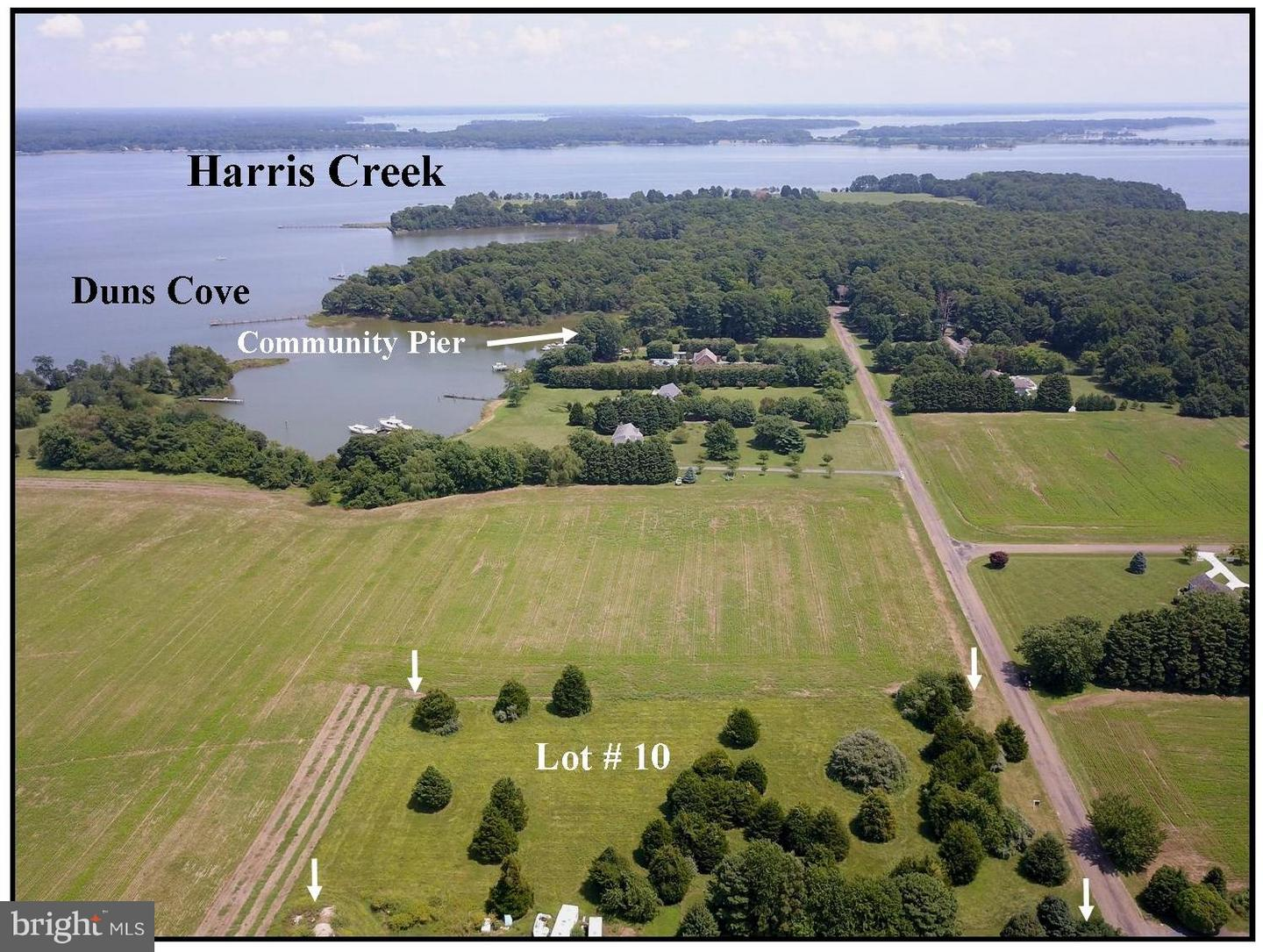 Land for Sale at Deep Harbour Farm Rd lLt# 11 Sherwood, Maryland 21665 United States