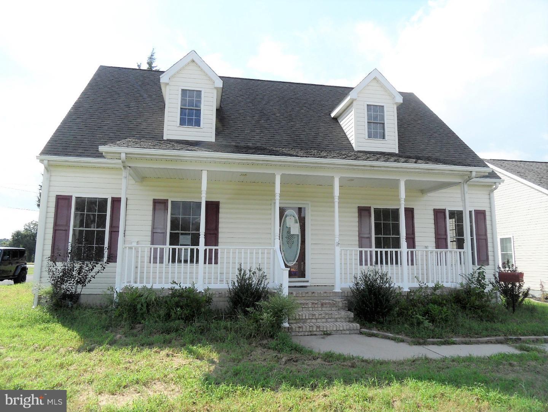 Частный односемейный дом для того Продажа на 300 OAK Road Seaford, Делавэр 19973 Соединенные Штаты