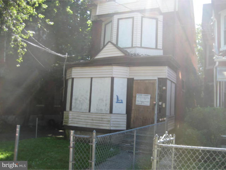 复式单位 为 出租 在 30 N OVERBROOK Avenue 特伦顿, 新泽西州 08618 美国在/周边: Trenton City