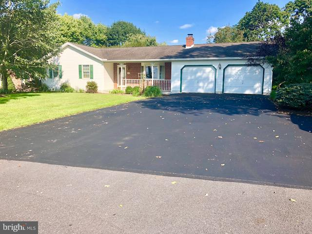 Photo of home for sale at 179 Stullfield Road, Chambersburg PA
