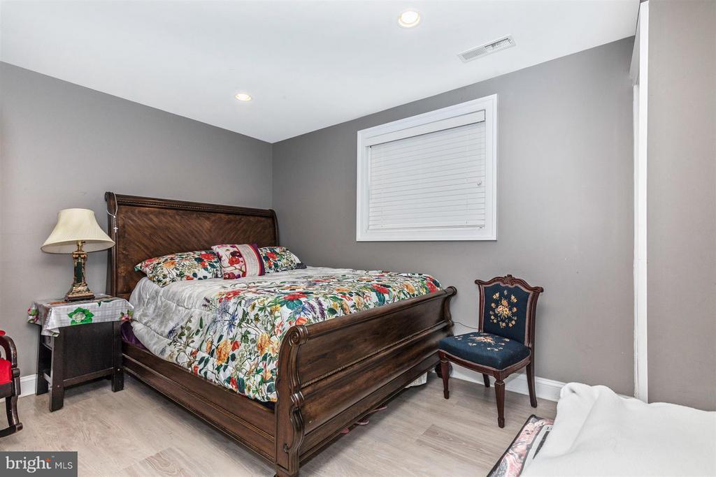 Bedroom 4 in Basement - 17320 SOPER ST, POOLESVILLE