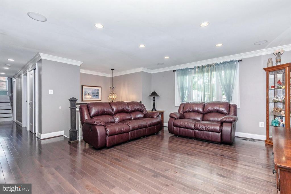 Living Room - 17320 SOPER ST, POOLESVILLE