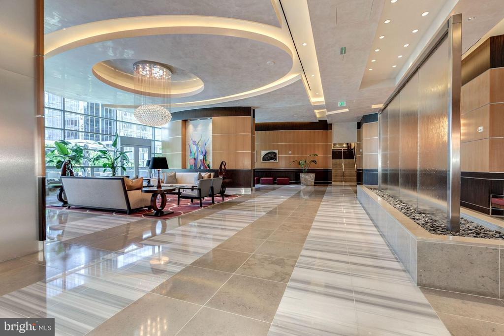 Lobby - 1881 NASH ST #PH 2109, ARLINGTON