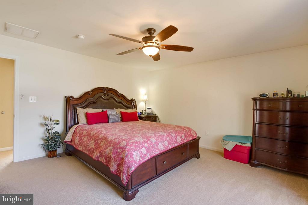 Bedroom (Master) - 7007 HUNTERS TRACE WAY, SPOTSYLVANIA