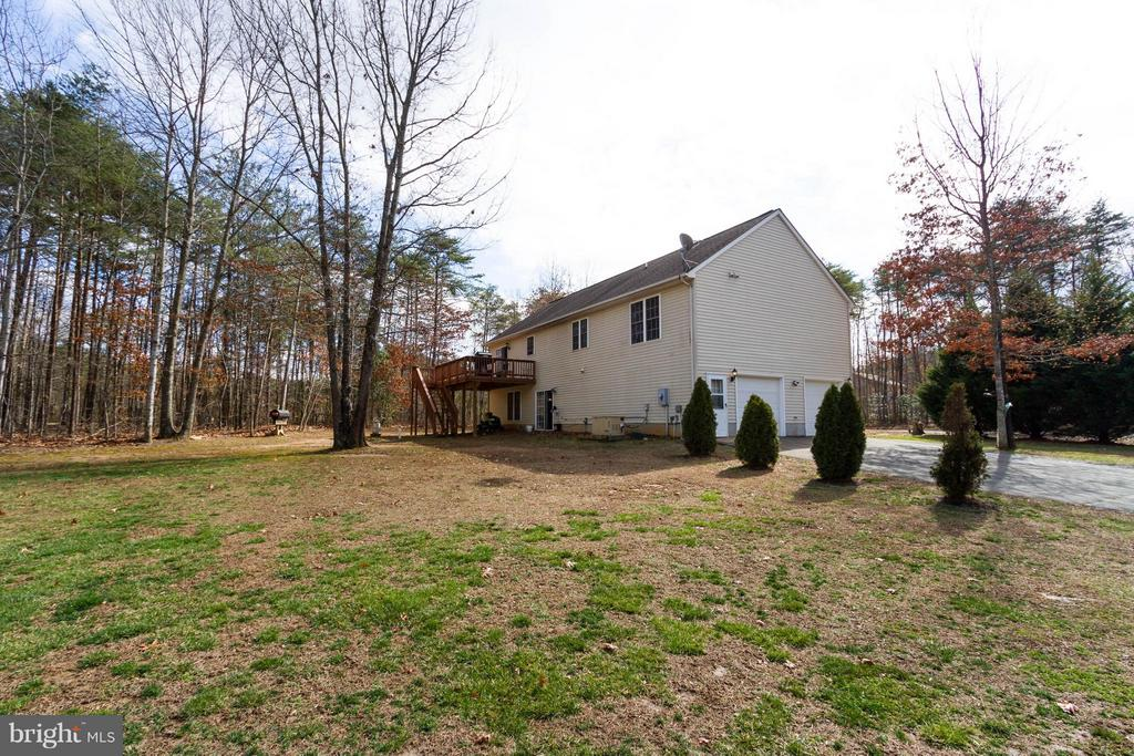 Exterior (Rear) - 7007 HUNTERS TRACE WAY, SPOTSYLVANIA