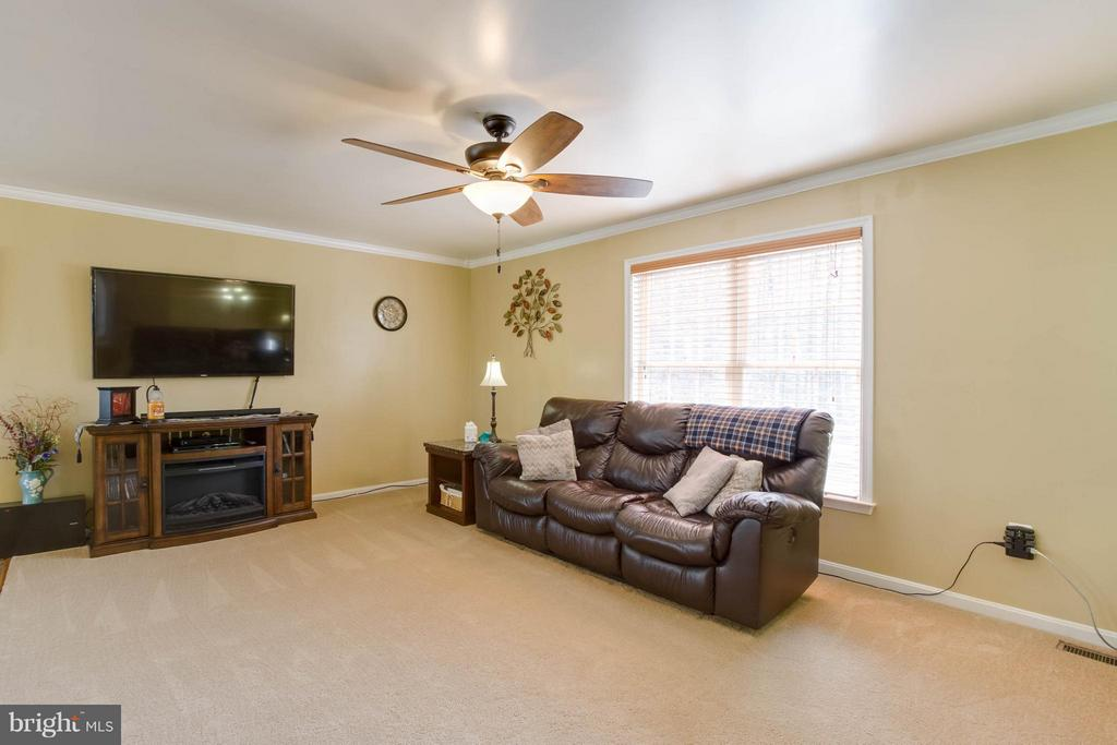Great Room - 7007 HUNTERS TRACE WAY, SPOTSYLVANIA