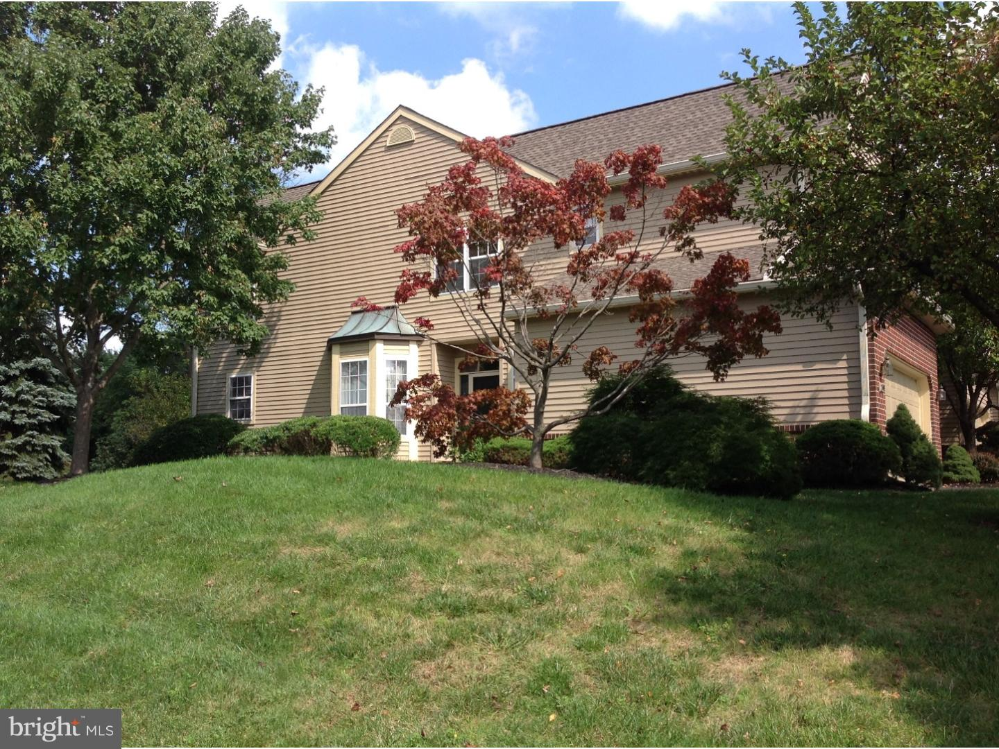Single Family Home for Rent at 246 PINECREST Lane Lansdale, Pennsylvania 19446 United States