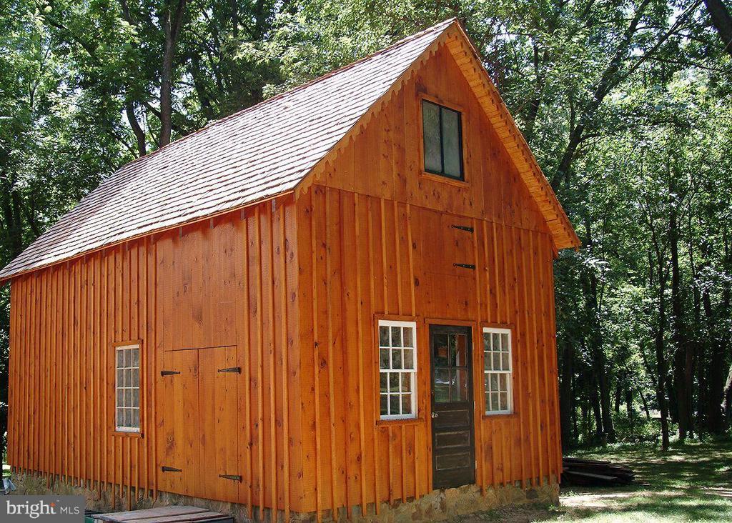 Blacksmith House - 16101 OAK HILL RD, SILVER SPRING