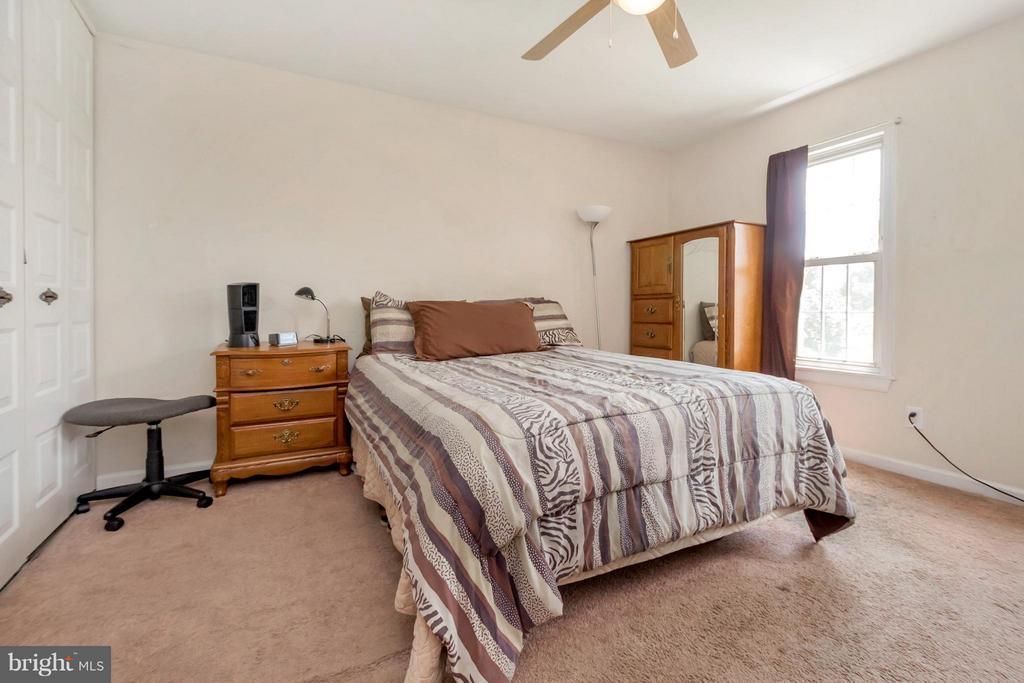 Bedroom - 817 DOUGLAS ST, FREDERICKSBURG