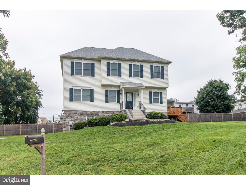 Single Family Home for Sale at 238 HILLCREST Avenue Conshohocken, Pennsylvania 19428 United States
