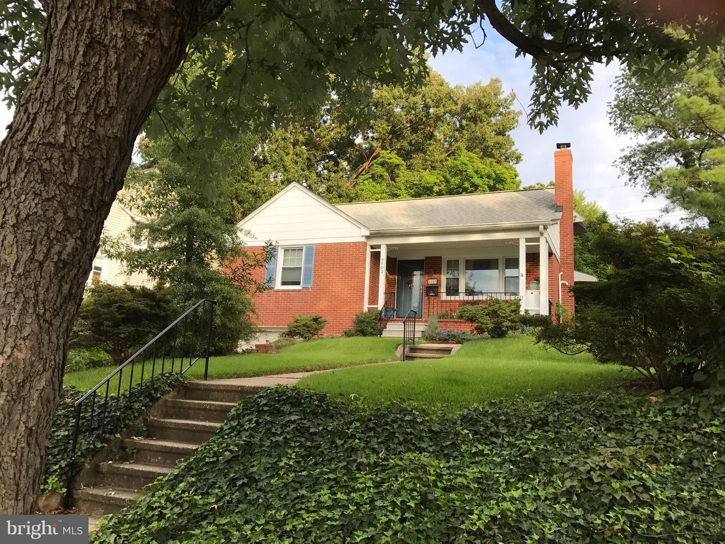 Photo of home for sale at 4503 Arabia Avenue, Baltimore MD