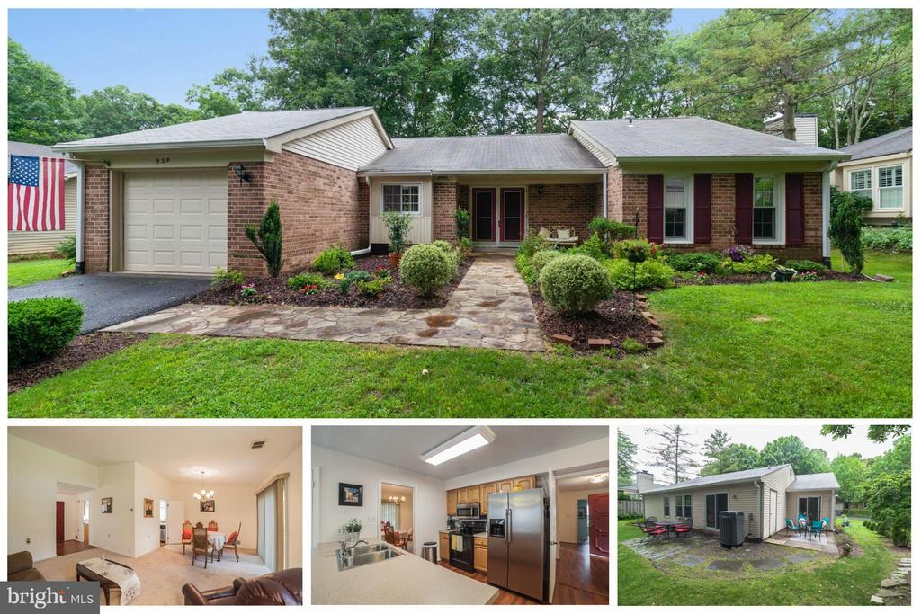 939  TIDEWATER GROVE COURT, Annapolis in ANNE ARUNDEL County, MD 21401 Home for Sale