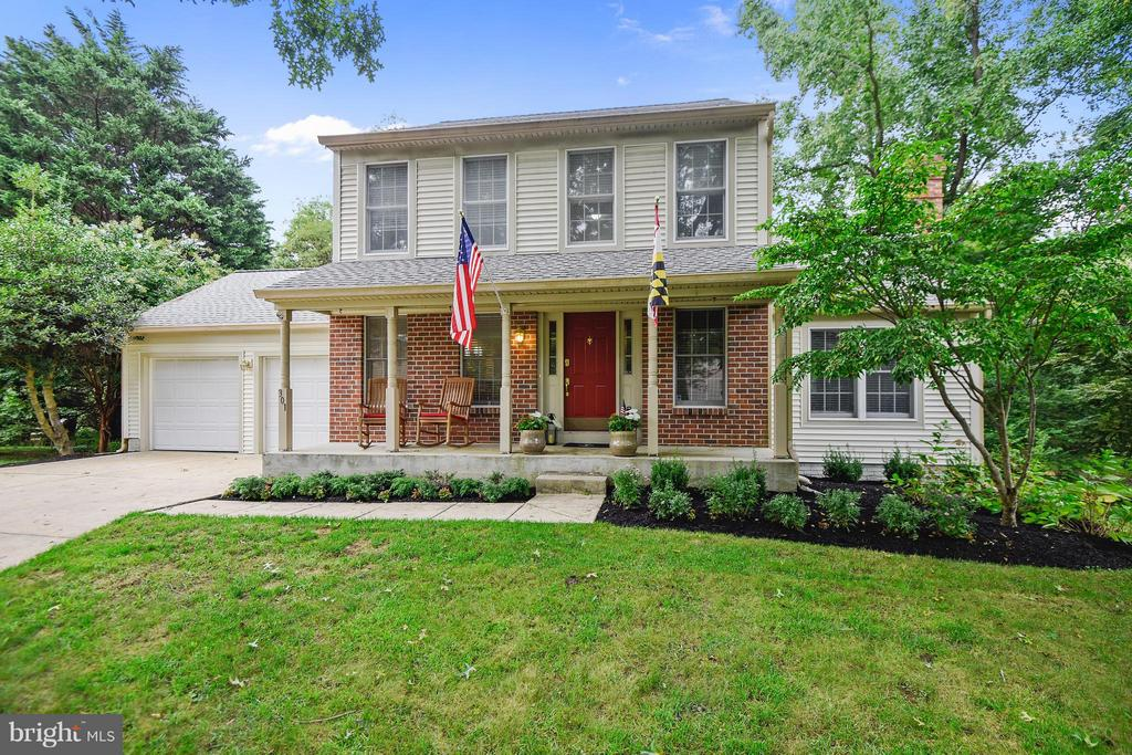 301  CANTERFIELD ROAD, Annapolis, Maryland